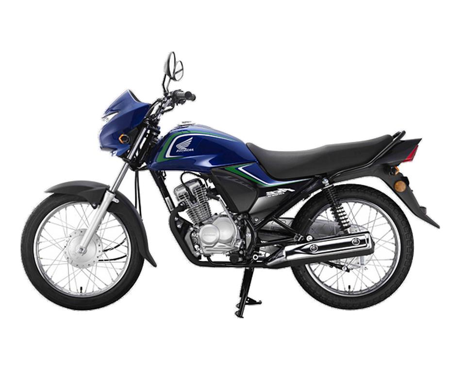 CG 110 | Honda Motorcycles